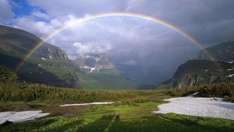 Thumbnail for entry Relaxation Meditation for Young Children - The Rainbow