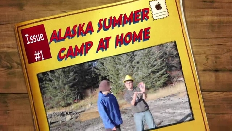 Thumbnail for entry Summer Camp At Home