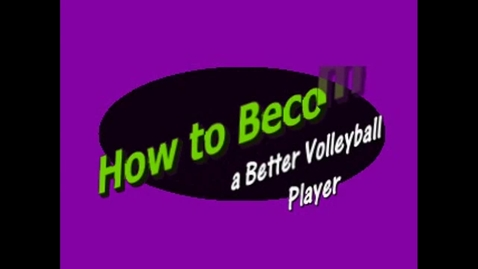 Thumbnail for entry Madelin Klamm Volleyball Challenge