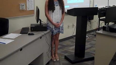 Thumbnail for entry Jaria Martinez Speech 2