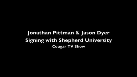 Thumbnail for entry Capital High, Charleston WV Cougar TV Show 35