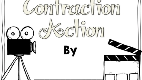 Thumbnail for entry Contraction Action Friday May 8