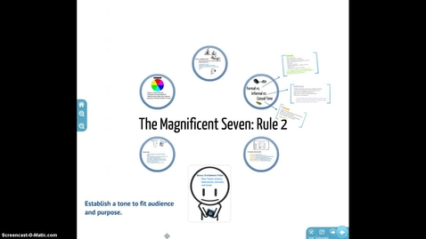 Thumbnail for entry The Magnificent Seven: Rule 2
