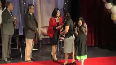 Thumbnail for entry SAUSD Parent of the Year Awards 2013 (Part 3 of 4)