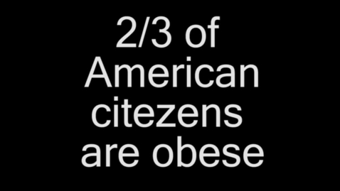 Thumbnail for entry Healthy Choices Anti Obesity PSA