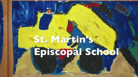 Thumbnail for entry Time to Grow - St. Martin's Episcopal School Capital Campaign