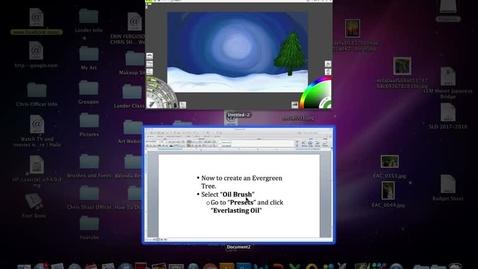 Thumbnail for entry Snowmen At Night (Trees) Part 3