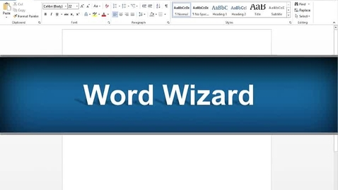 Thumbnail for entry Word Wizard Feature - Read&Write Gold Version 11