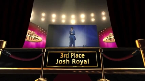 Thumbnail for entry 2018 St  Louis Teen Talent Competition 3rd Place: Josh Royal