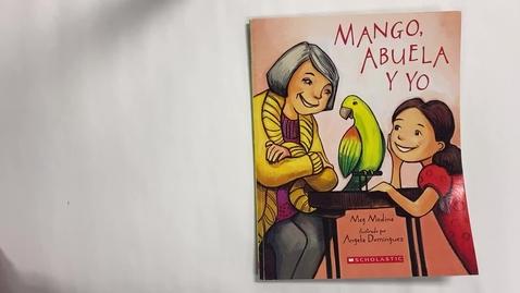 Thumbnail for entry Mango, abuela y yo