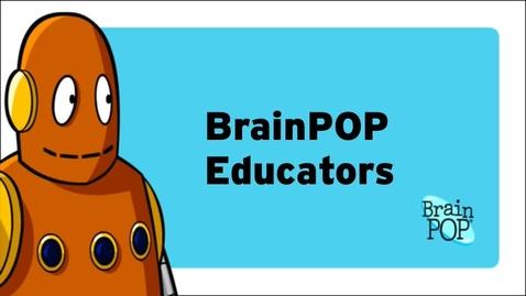 Thumbnail for entry BrainPOP Educators Overview
