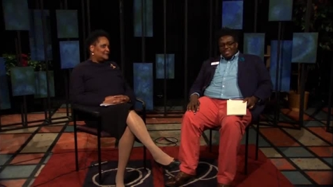 Thumbnail for entry Karen Hylton Talks with SLPS-TV