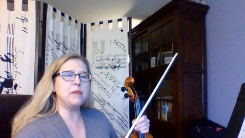 Thumbnail for entry Bohemian Stomp for Viola