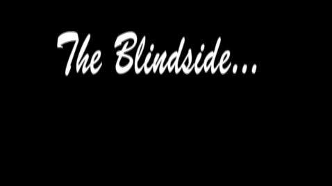 Thumbnail for entry The Blindside - WSCN (2014/2015)