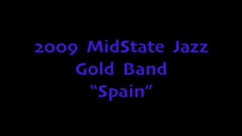 "Thumbnail for entry Middle TN (MidState) Gold Jazz Band - ""Spain"""