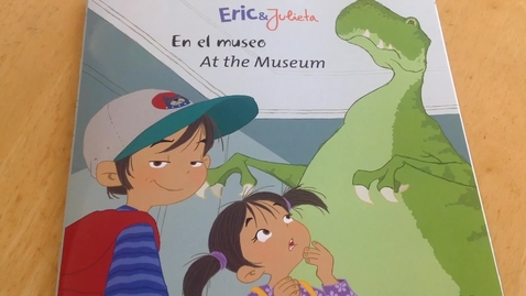 Thumbnail for entry Eric and Julieta At The Museum