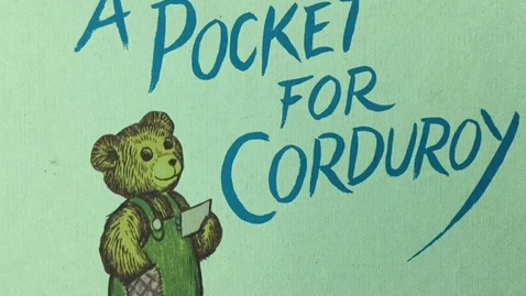 Thumbnail for entry A Pocket For Corduroy