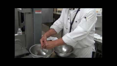 Thumbnail for entry Making Mayonnaise