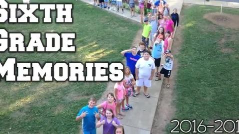 Thumbnail for entry Haynesfield Sixth Grade Memories_2017