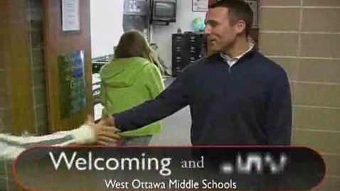 Thumbnail for entry West Ottawa Middle Schools