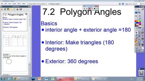 Thumbnail for entry 7.2 Polygon Angles