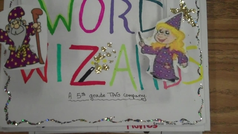 Thumbnail for entry word wizards