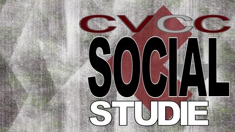 Thumbnail for entry CVCC Social Studies