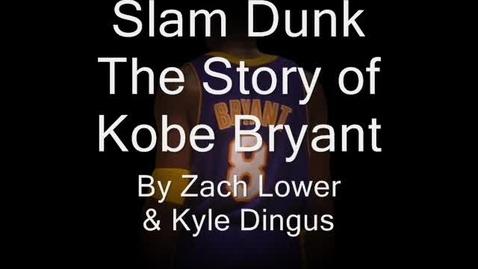 Thumbnail for entry Kobe Bryant