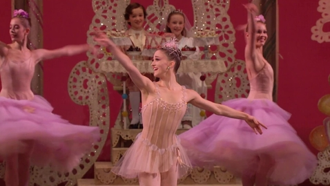 Thumbnail for entry George Balanchine´s The Nutcracker - Waltz of the Flowers