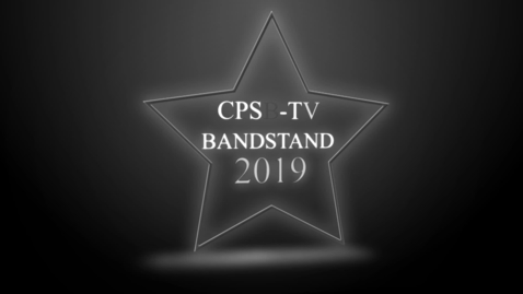 Thumbnail for entry CPSB-TV Bandstand