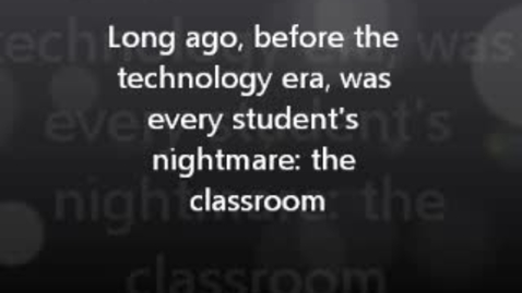 Thumbnail for entry SMART Boards and Beyond: The Modern Classroom
