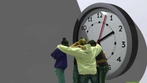 Thumbnail for entry Telling Time (Spanish I)