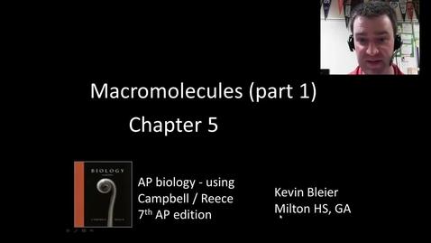 Thumbnail for entry Macromolecules (part 1)