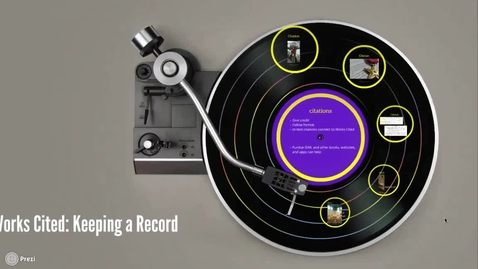 Thumbnail for entry Citation: Keeping A Record