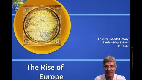 Thumbnail for entry The Middle Ages, Summary of Chapter 8