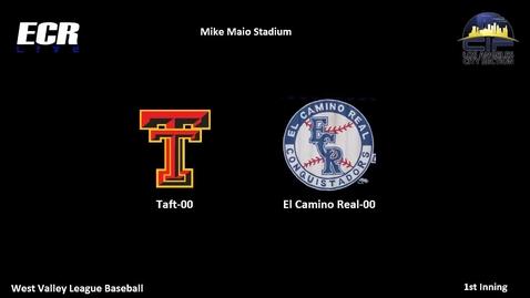 Thumbnail for entry Vs. Taft Baseball