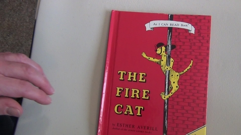 Thumbnail for entry 01 The Fire Cat by Esther Averill