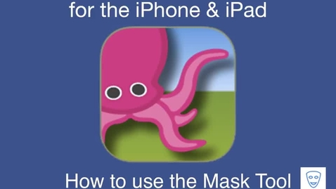 Thumbnail for entry How to easily create a Green Screen Photo using the Masking Tool in the Green Screen by Do Ink app