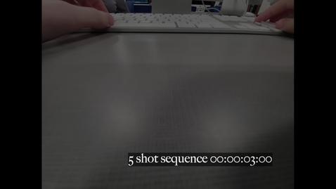 Thumbnail for entry 5 Shot Sequence Quinn