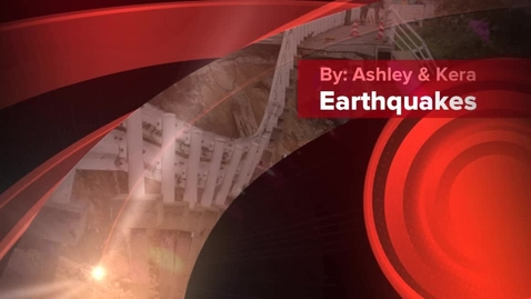 Thumbnail for entry Earthquakes - MCS
