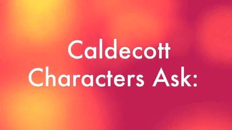 Thumbnail for entry Caldecott Character Spring Break Checklist