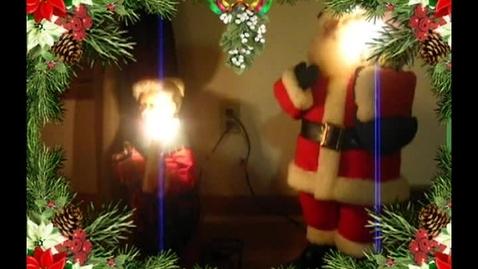Thumbnail for entry Bradley Christmas Card - JMB