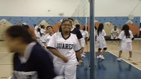 Thumbnail for entry Juarez Middle School Kickoff Challenge 1 - FUTP60