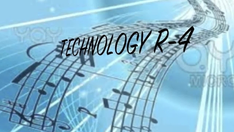 Thumbnail for entry Technology R4