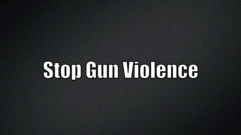 Thumbnail for entry Slavens Stop Gun Violence