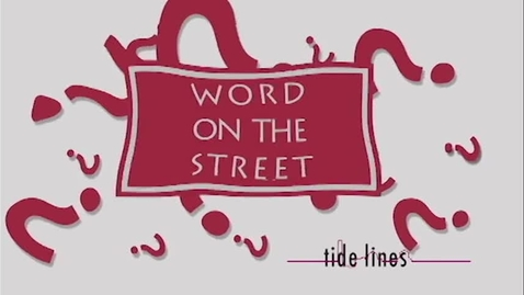 Thumbnail for entry Word on the Street 9-30-16