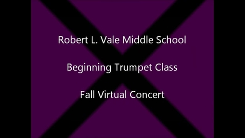 Thumbnail for entry 2012-2013 Beg. Trumpet Fall Concert