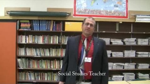 Thumbnail for entry Social Studies