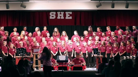 Thumbnail for entry Shady Hill Elementary HARMONY and HEART BEATS 2020 End of Year Virtual Concert