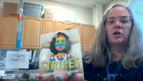Thumbnail for entry A Bad Case of Stripes - Mrs. Staples